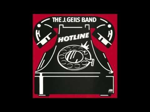 j geils band homework chords