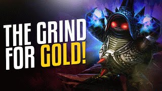 The Grind For Gold! 6 Game Win Streak! (REUPLOAD) (L Live Stream)eague of Legends
