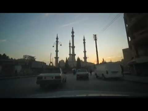 A drive through Aleppo - December 2017