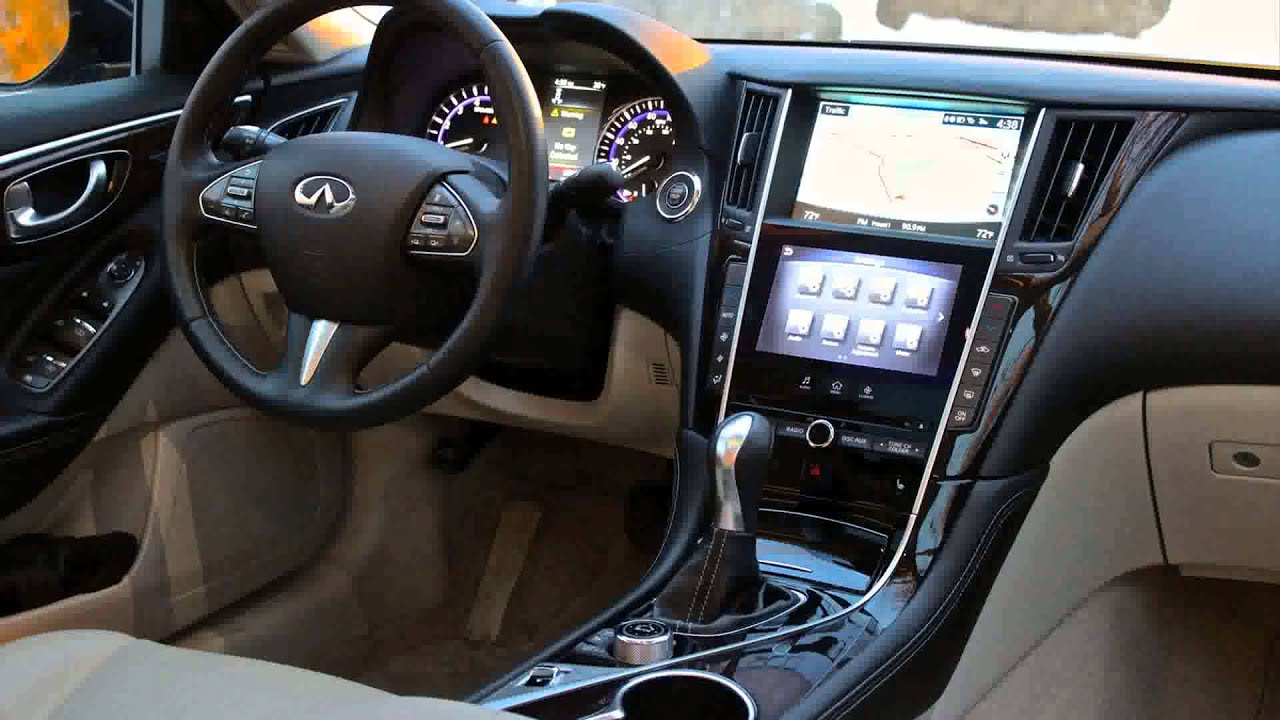 2014 infiniti q50 youtube. Black Bedroom Furniture Sets. Home Design Ideas