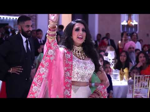 Punjabi Couple [Sukha & Jasmeet] Dance Performance