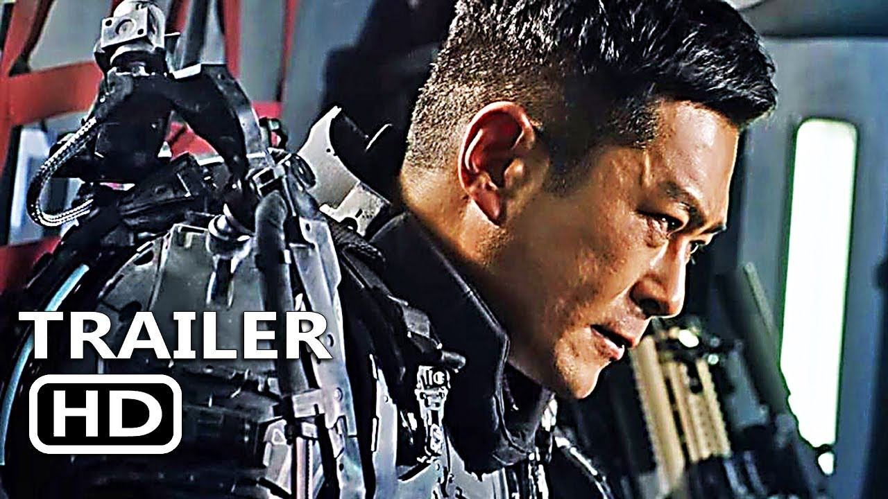 warriors of future official trailer  2019