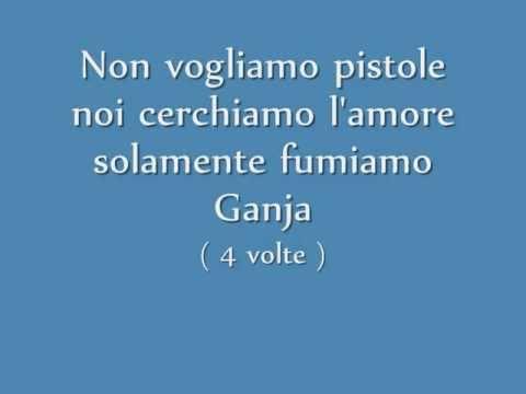 Babaman - Ganja ♥ con testo..