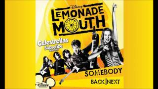 Somebody - Lemonade Mouth - Soundtrack - Audio