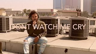 Jorja Smith Don 39 t Watch Me Cry Rooftop cover by Jordan.mp3