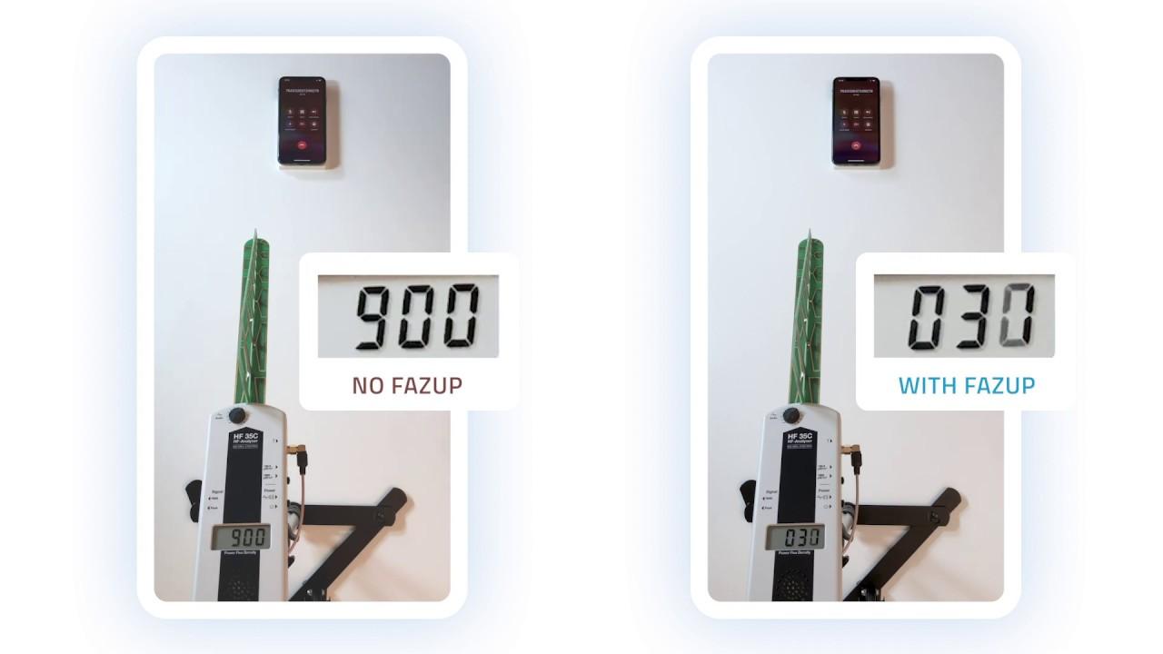 Photo of Vidéo de mesure des ondes émises par le iPHONE 11 PRO MAX // AVEC et SANS FAZUP – شركة ابل