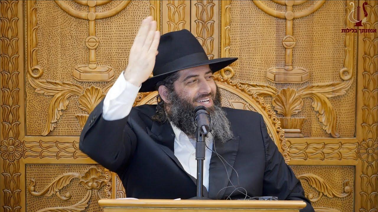 הרב רונן שאולוב - מה קנה אדם עשיר ללא ילדים רק לכבוד שבת קודש ובמה זכה ?! צמרמורות !! מרגש ברמות !!