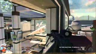 [BO2] Spawn trap + [Mw2] Terminal Window Shot!!