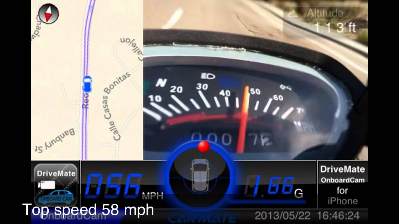 Honda ct70 150cc top speed run youtube sciox Image collections