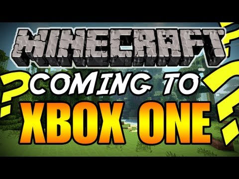 Minecraft Coming to the Xbox One? E3 Discussion, Info & Clues!