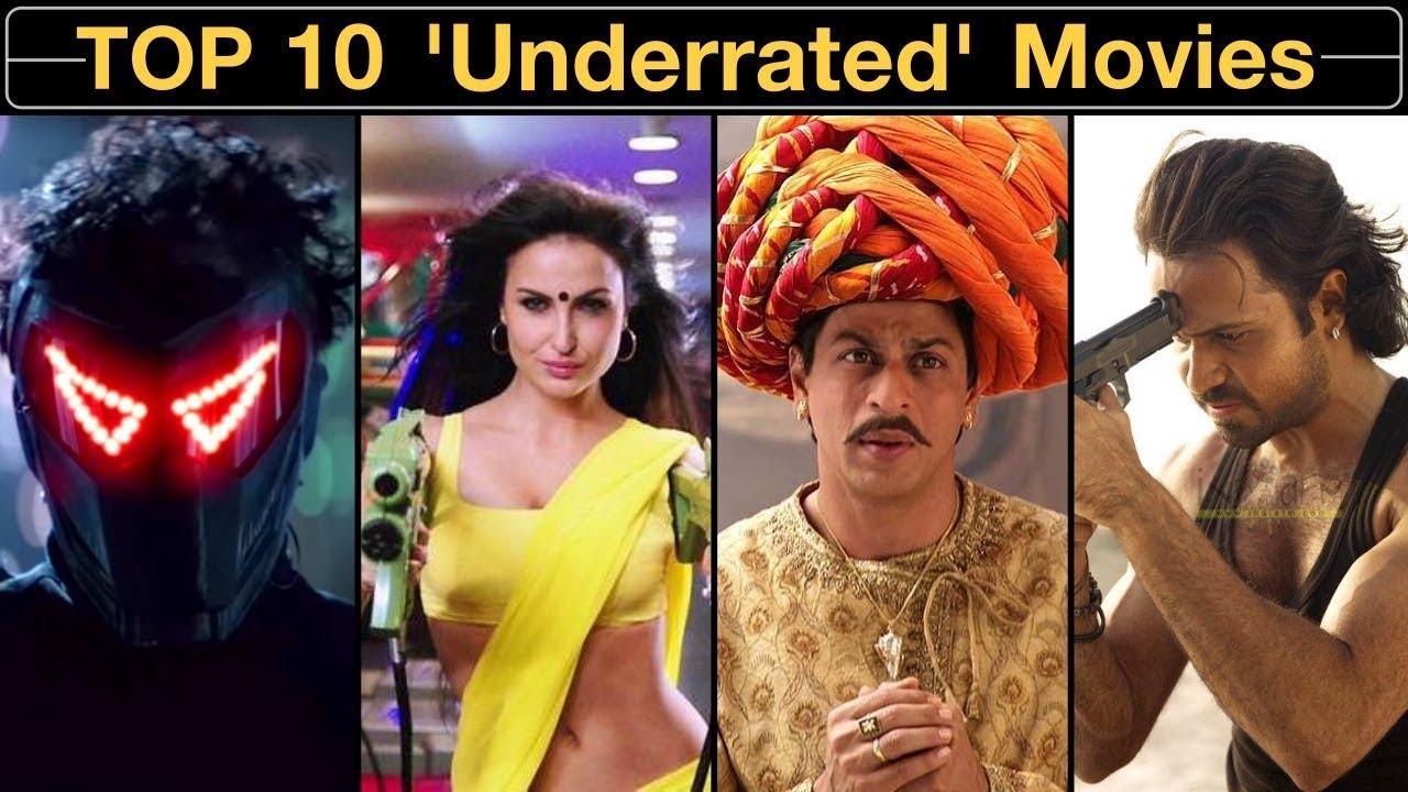 Top 10 Best Underrated Bollywood Movies Of All Time | Deeksha Sharma