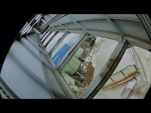 Exploring Abandoned Places - GoPro HERO2
