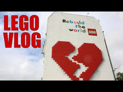 LEGO Rebuild the World Event in Berlin: VLOG!