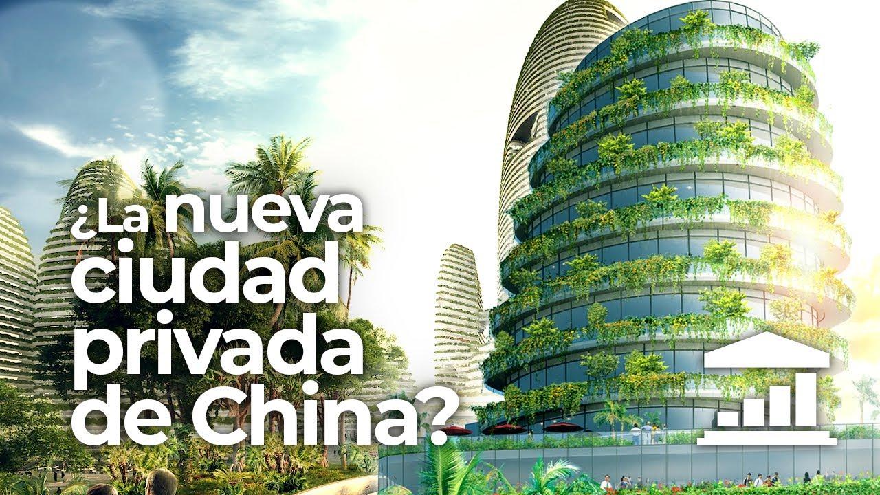 La MEGACIUDAD artificial de CHINA en SINGAPUR (que no conocías) – VisualPolitik
