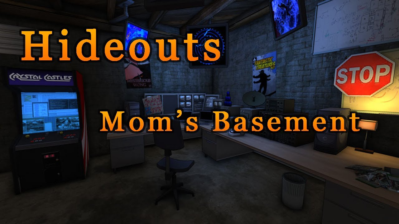 [Champions-Online] Hideouts: Mom's Basement - YouTube