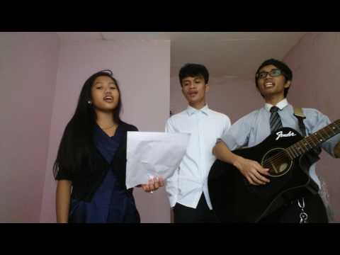 IT'S YOUR KINDNESS - Christine, Paul, and Khen