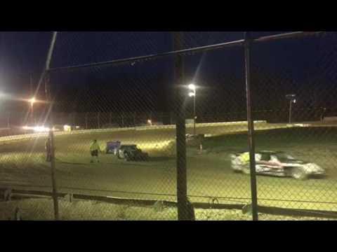 Deerfield Raceway Emod Heat Race 4-15-17