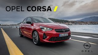 New Opel 2020 Corsa™ - Fun To Drive Since 1982