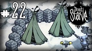 Don't Starve Прохождение: #22 - Как быстро пережить зиму?