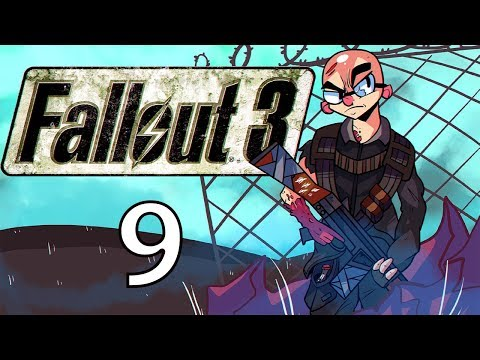Northernlion Plays - Fallout 3 - Episode 9