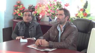 Zara Nasır Köyü Muhtarı Zafer Atasever