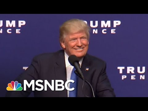 President Donald Trump Flip Flops On TPP | All In | MSNBC