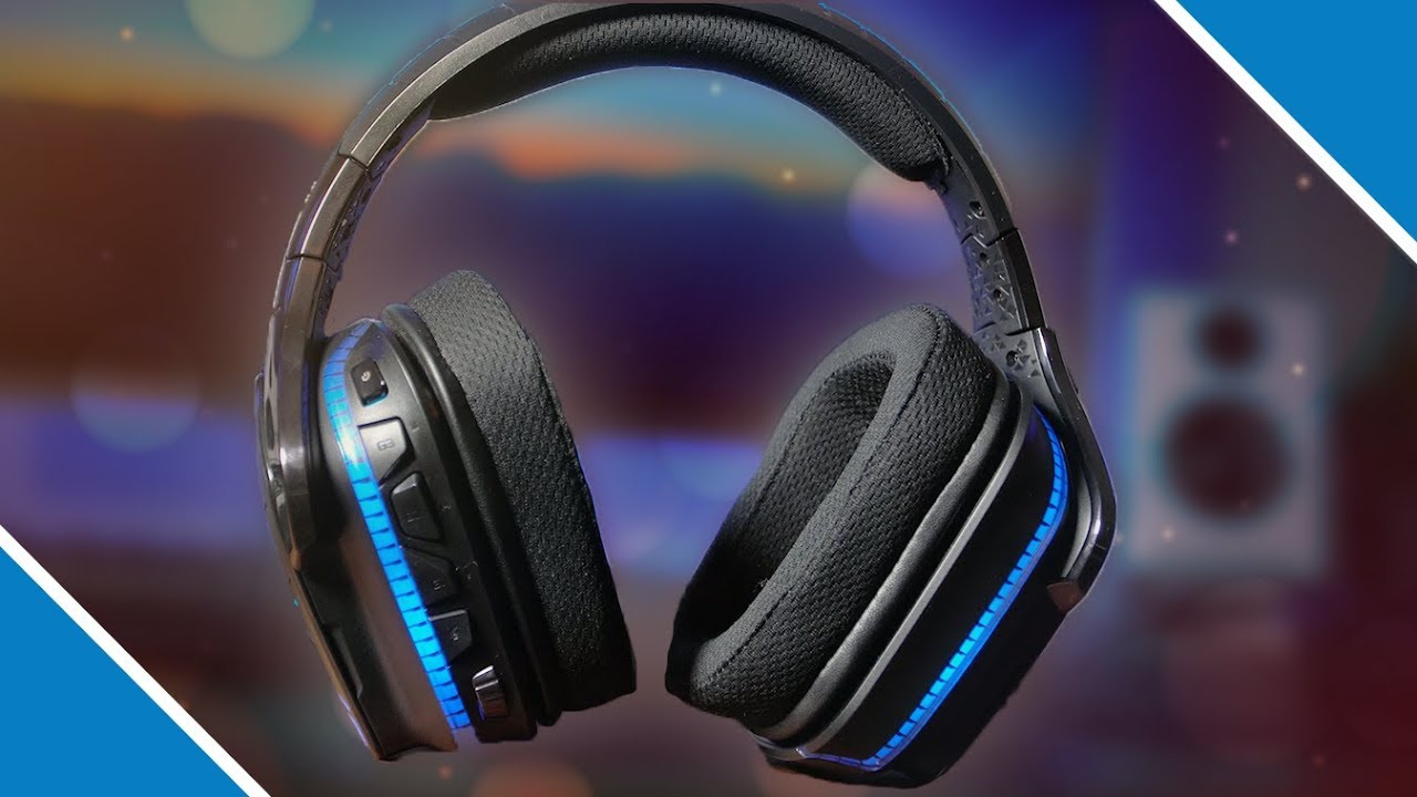The Last Gaming Headset You'll Ever Need | Logitech G933 Review