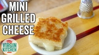 MINI GRILLED CHEESE