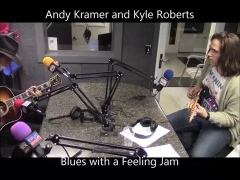 Andy Kramer - Kyle Roberts  Blues with a Feeling - After the Show Jam