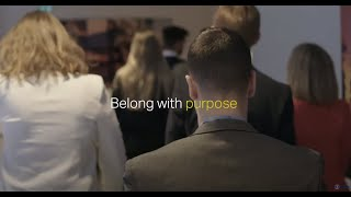 homepage tile video photo for Saab graduate leadership programme. Belong with purpose - Explore your potential