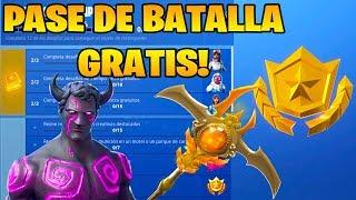 CONSIGUE el PASE de BATALLA de la TEMPORADA 8 GRATIS AHORA!! FORTNITE 😱🎁