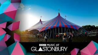 Glastonbury 2019: The Site Build