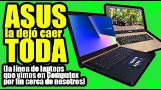 ¡Por fin aquí! Super Laptops ASUS de Computex Disponibles para el regreso a Clases - Droga Digital
