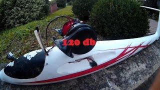 120db RC plane (Build only)