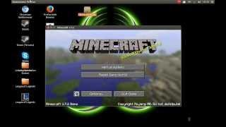Minecraft für linux installieren