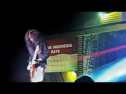 Indonesia Raya | Cover Rock | John Paul Ivan Live in Bekasi