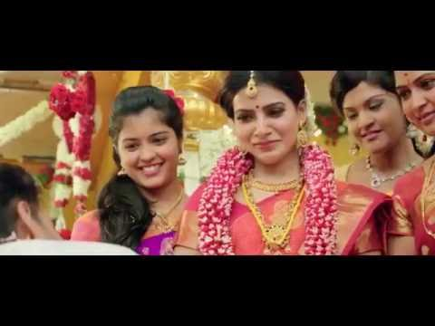 En Jeevan Song with Lyrics | Theri | Vijay, Samantha , Amy Jackson | Atlee | G.V Prakash Kumar