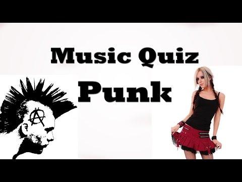 Music Quiz - Punk