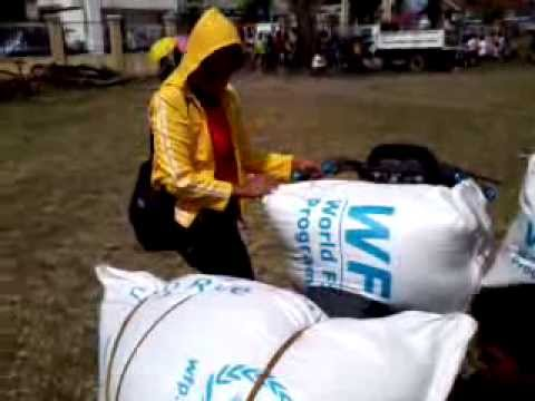 WFP (World Food Programme) Rice for Culasiños
