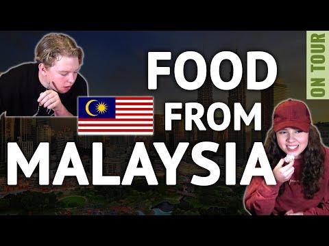 German Teens Try Malaysian Food – Food Explorers On Tour