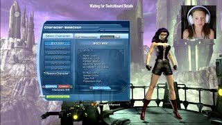 SIERRA PLAYS DC UNIVERSE ONLINE (PS3)