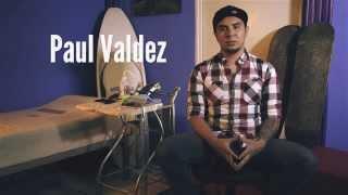 Gambar cover Paul Valdez Tatuador Profesional - Entrevista