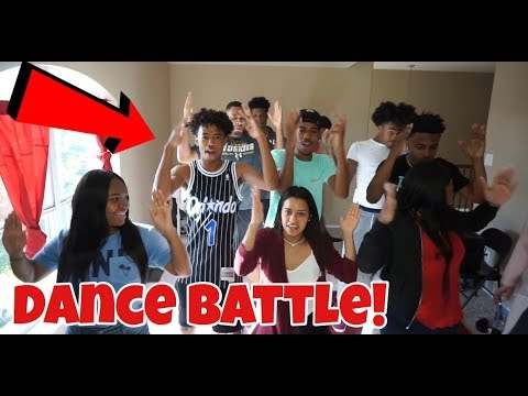 2000's DANCE BATTLE CHALLENGE!!!