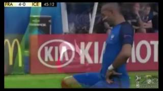 Video ~Cuplikan Gol Pertandingan Prancis Vs Islandia 5-2 Piala Eropa 2016 (04/07/2016)