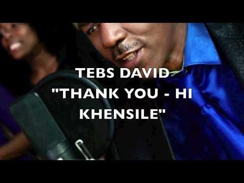 Tebs David   Thank You