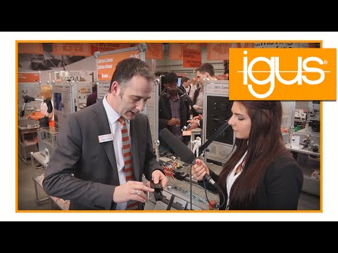 News 2015 | drylin® - new linear guide made of carbon and solid plastic EN