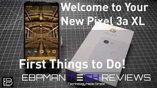Download Google Pixel 3a XL and Pixel 3a Tips  | First things to do |  #teampixel |  #giftfromgoogle Mp3 and Videos