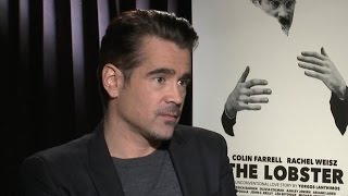 EXCLUSIVE: Colin Farrell Explains How He Gained 45 Pounds in 2 Months for 'The Lobster'