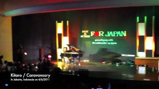 Kitaro - performs Caravansary at University in Jakarta (2011)