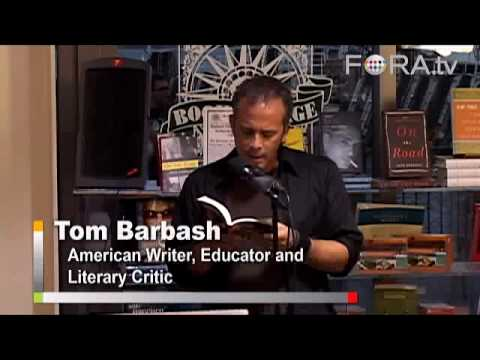 """Tom Barbash Reads from Jack Kerouac's """"On the Road"""""""